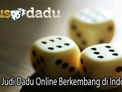 Alasan Judi Dadu Online Berkembang di Indonesia